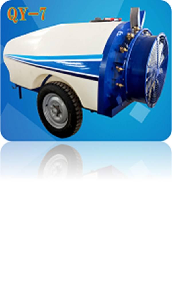 果哈哈QY-7拖车式果园打药机