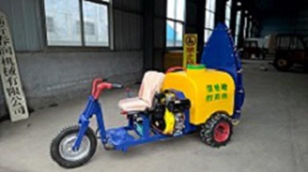 果哈哈G6T自走式果树喷雾机