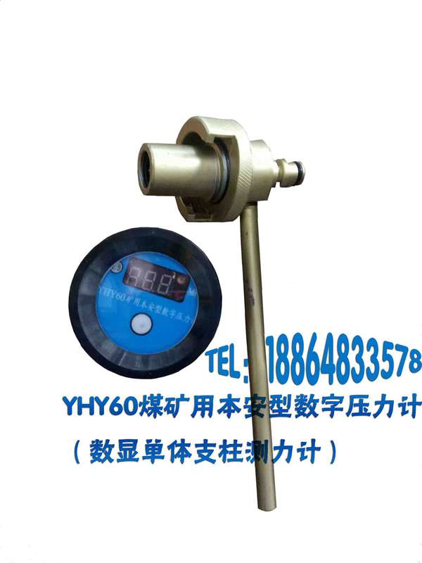 YHY60数显单体支柱测压仪