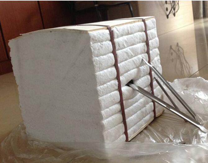 鹤壁井式炉保温棉 陶瓷纤维模块厂家