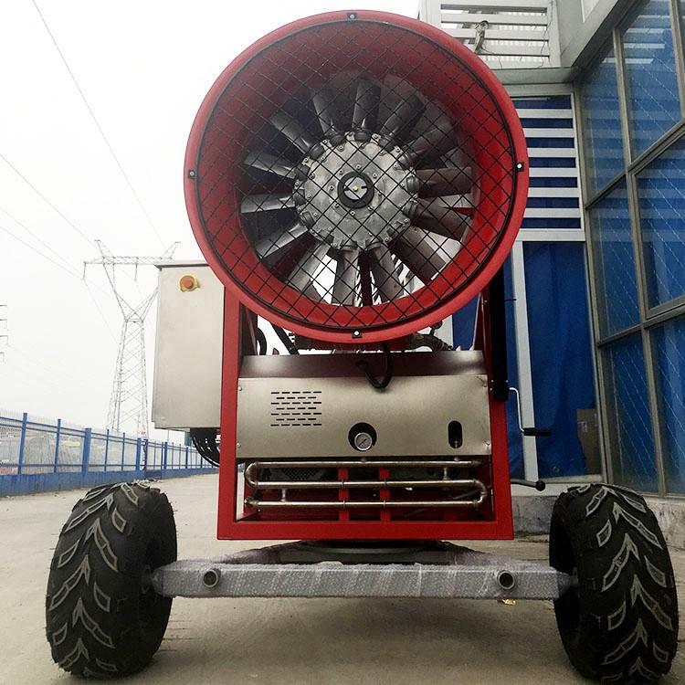 造雪机 人工造雪机 功率大 炮筒式造雪机 冰雪设备制造商