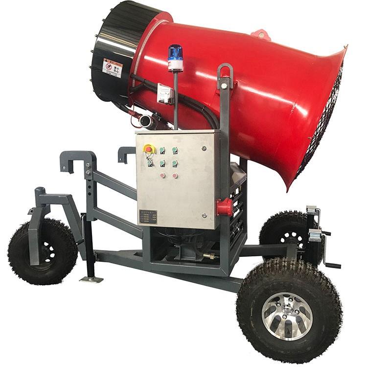 可做艺术品的造雪机 大型造雪机 东北滑雪场使用的造雪机 制雪设备供应