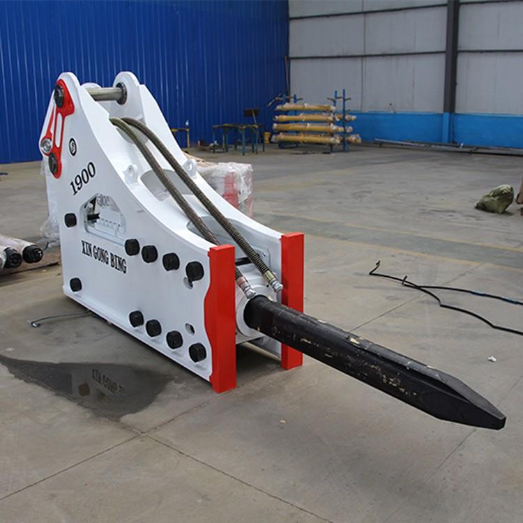 现货供应 挖机破碎锤 三角直角破碎锤 性能施工稳定