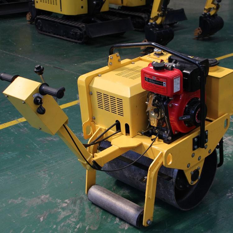 小型压路机 小型手扶震动压路机 液压平稳 使用方便