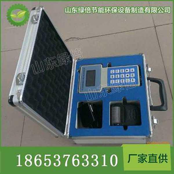 北京PC-3A(S)激光可吸入型粉尘仪哪家有,价格便宜,首选绿倍