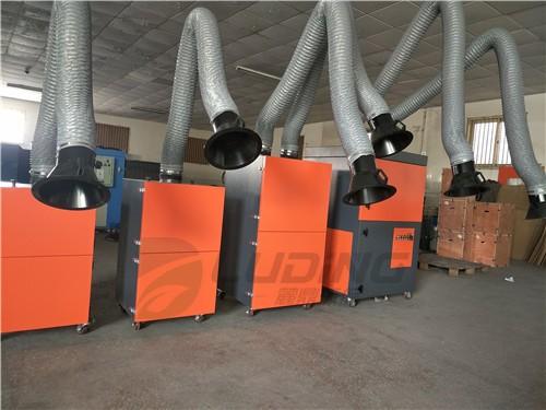 山东滕州二保焊电气焊烟尘过滤设备   -操作说明书