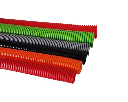 东莞圣达款式齐全保护线路pa穿线波纹管穿线浪管电线护套管