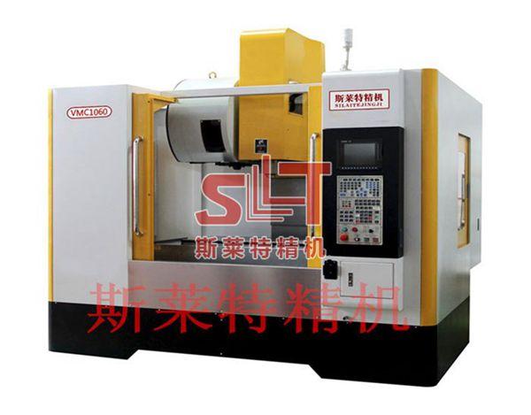 台湾配置VMC1060加工中心高刚性高精度全闭环机型