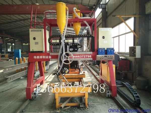 伟泰龙门式焊机 埋弧焊机挂 车大梁自动焊