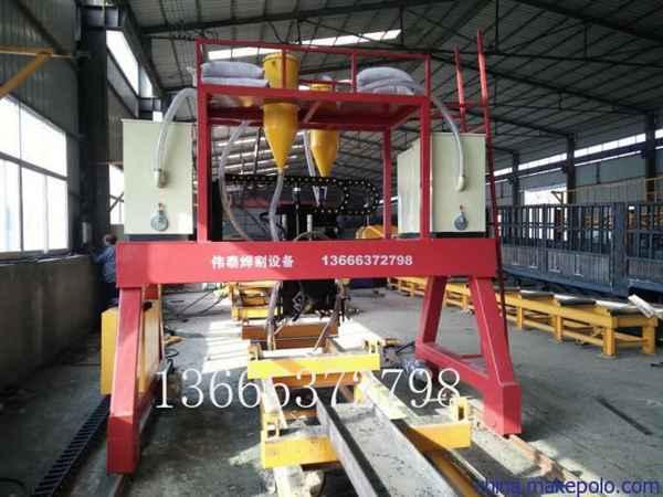 厂家供应生产 龙门焊 龙门式埋弧焊 H型钢焊机 龙门式焊接机