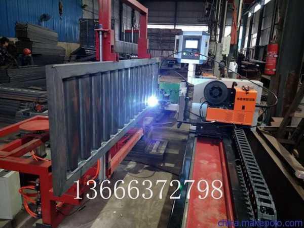 伟泰厂家生产销售焊割机,瓦楞板自动焊接机器人