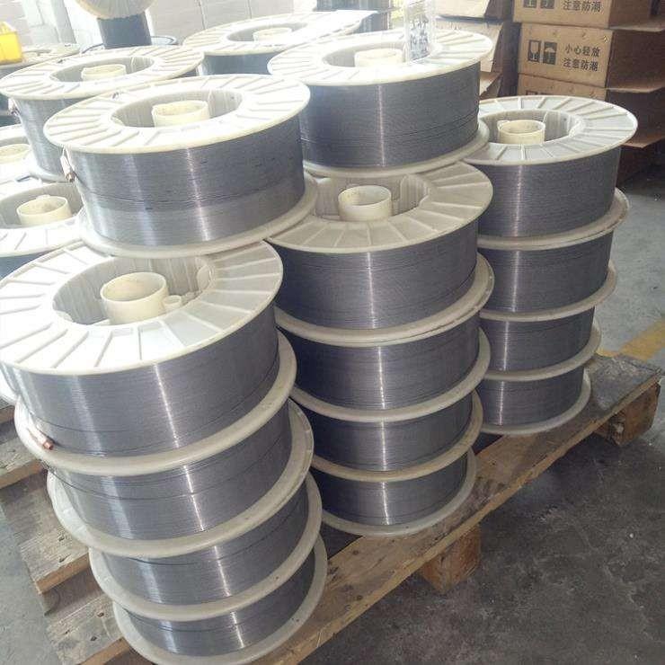 LZ6016自保护耐磨药芯焊丝 耐磨衬板用修复焊丝