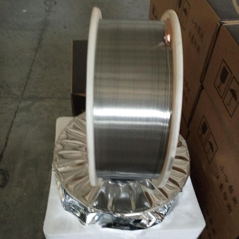 LZ414N自保护耐磨药芯焊丝 连铸辊工作层用修复焊丝