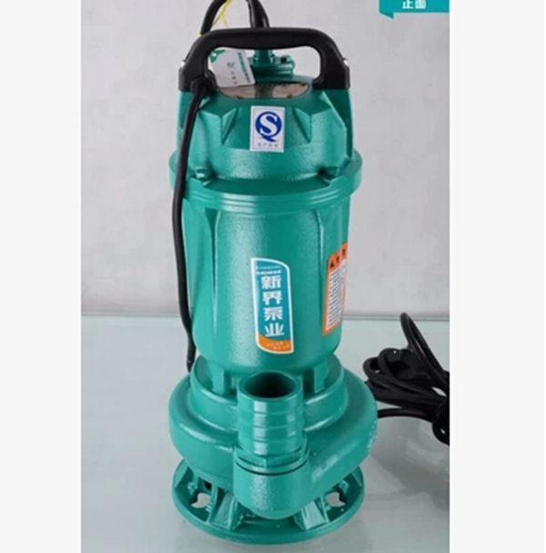 jpts污水泵控制电路图