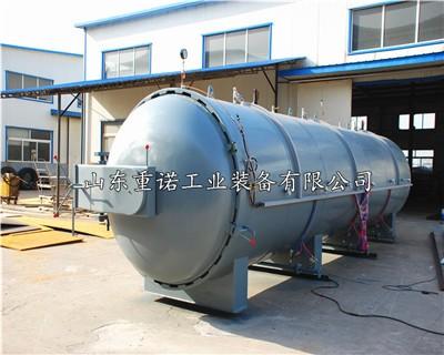 橡胶胶带胶布硫化罐橡胶制品节能硫化设备