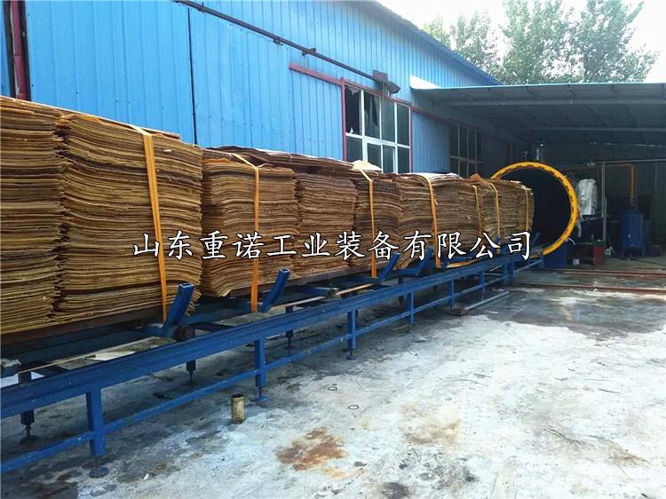 木工木制品防腐罐供应直径800木材防腐设备