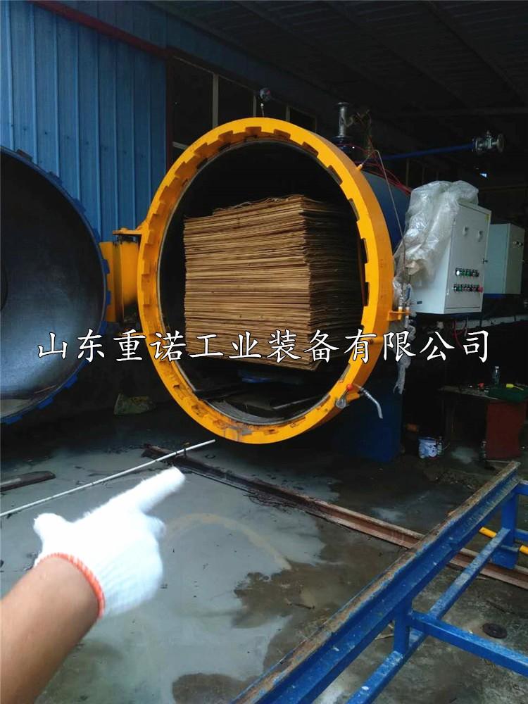 防火门木材阻燃罐橡胶木木材杀虫罐定做压力罐