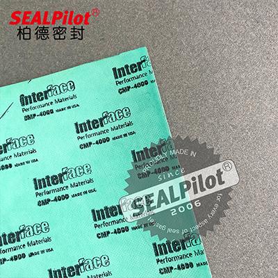 因特费斯CMP4000无石棉板螺杆压缩机垫片耐油耐温垫片定制