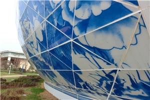 个性幕墙玻璃哪里有的卖,上海幕墙玻璃服务好态度好