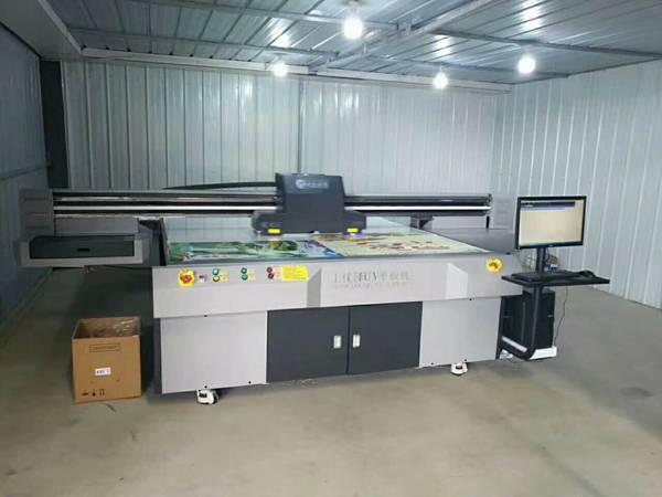浮雕手机壳UV平板打印机 厂家直销 小型打印机8色A3平板打印机