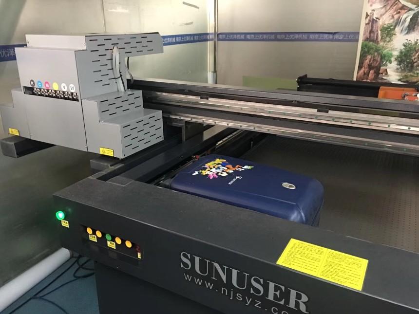 平台升降机 礼盒拉杆箱uv打印机