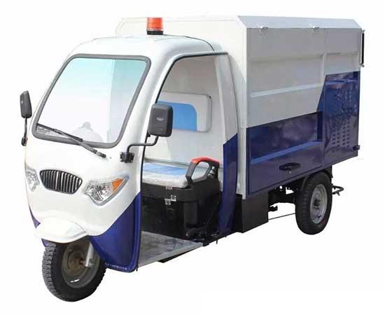 善洁环保厂家直销施帝威三轮高压冲洗车