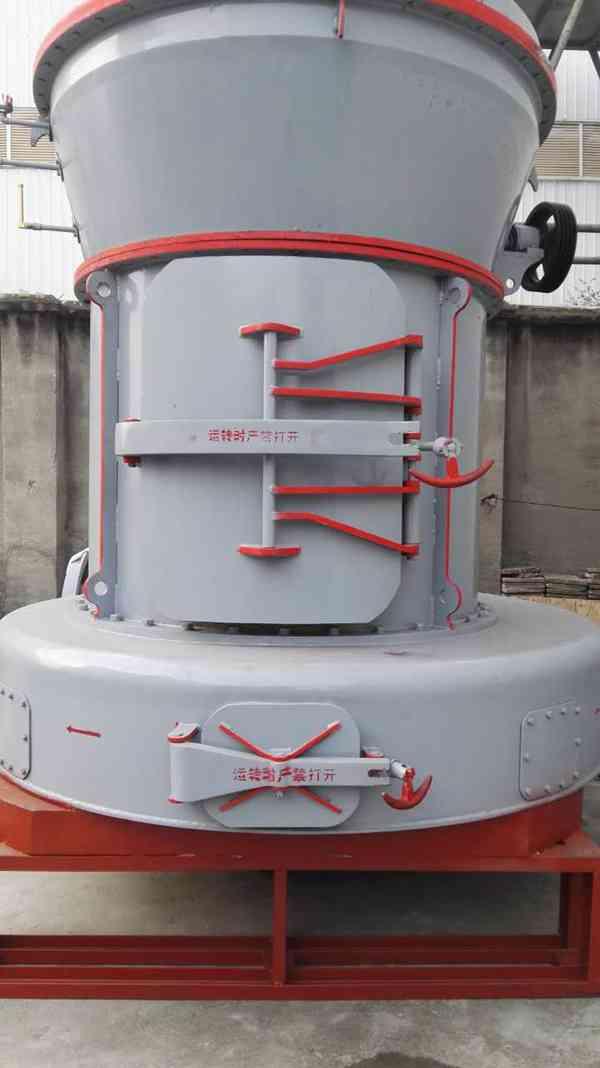 成都山特高压磨粉机