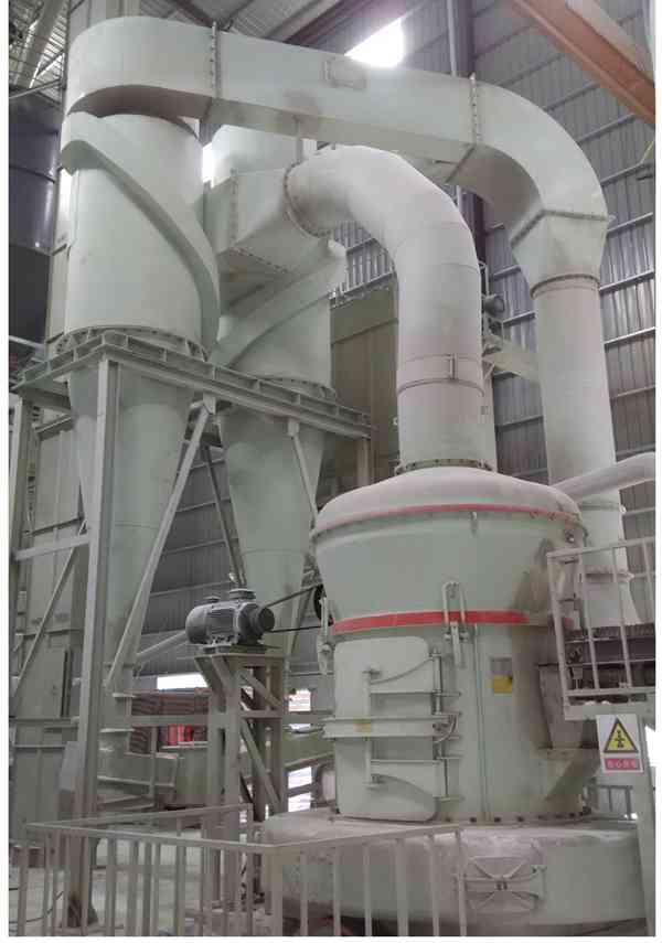 成都山特OBM系列高压磨粉机