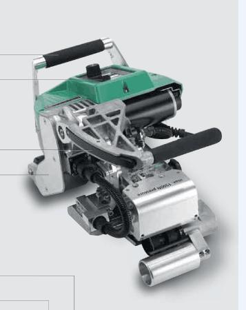 LEISTER莱丹热楔式自动焊接机GEOSTAR G5/G7垃圾填埋场 地面工程