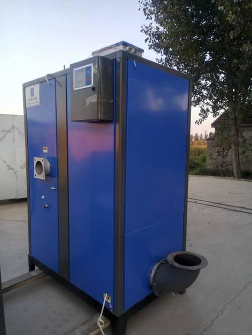 神州杰能全自动立式 节能锅炉 低压高温过热蒸汽发生器