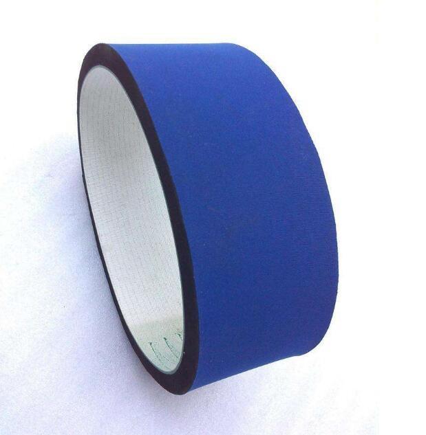 海绵输送带厂家PVC输送带加蓝布包边海绵韭菜收割机专用工业皮带