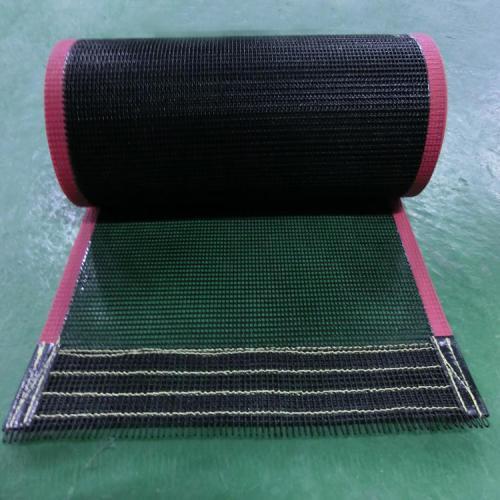 特氟龙高温网带铁氟龙网带UV烘干机输送带耐高温输送带上海输送带厂家