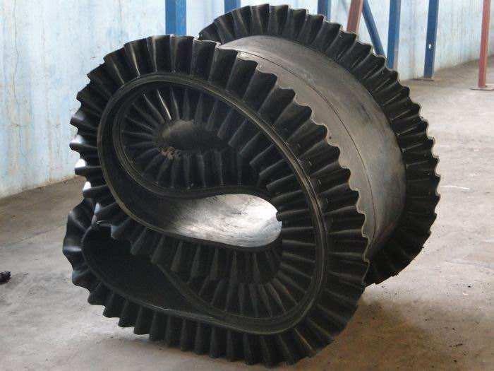 橡胶输送带厂家橡胶双面齿输送带供应型号齐全上海输送带厂家