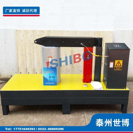 泰州世博TH系列大型电磁感应轴承加热器