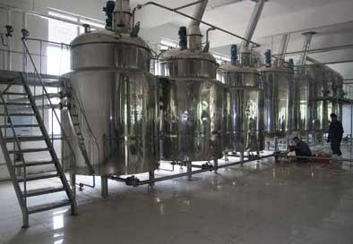 陕西时代鼎丰DF小米醋酿造设备