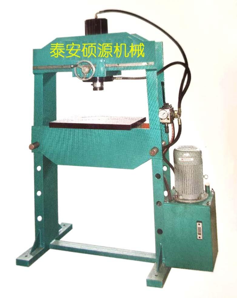 徐水区液压框架式压力机你将得到不一样的生产效率