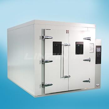 步入式高低温交变湿热试验室的执行与满足标准