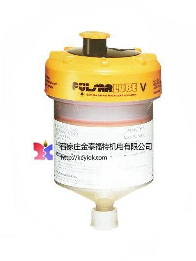 简易设定加脂周期的 Pulsarlube V自动加脂器