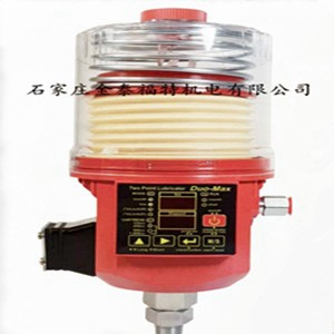 韩国DUO-MAX卢布特可更换油包的两点自动注油器