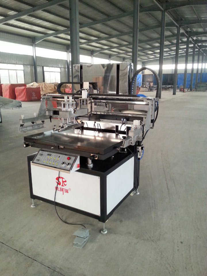 SKR-CZ80120高精密垂直式网印机
