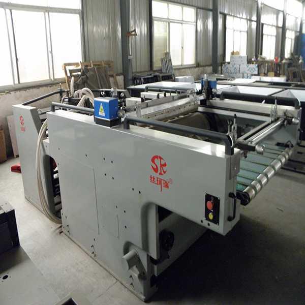 全自动滚筒丝网印刷机