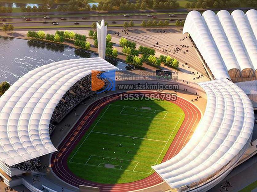 体育馆膜结构优势及特点
