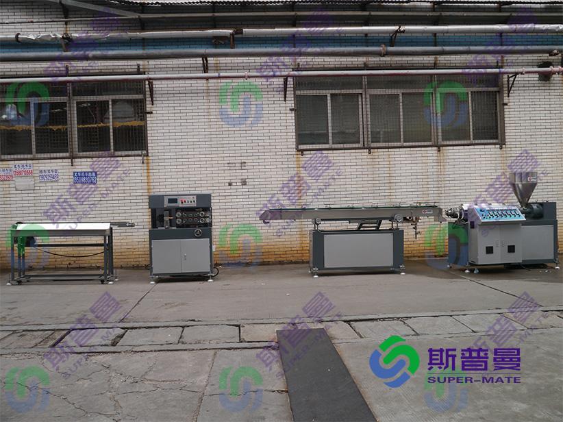 PVC管材输液管挤出生产设备厂家