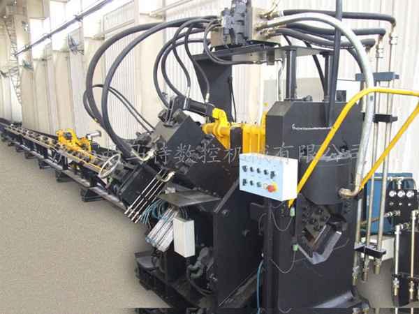 济南西马特JHC2020-数控角钢生产线