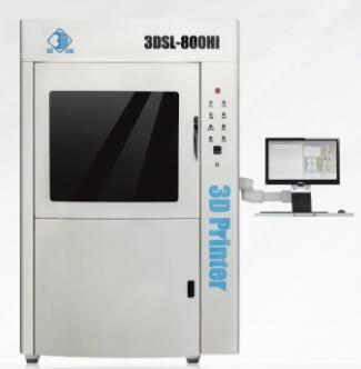 工业级超大尺寸光固化3D打印机