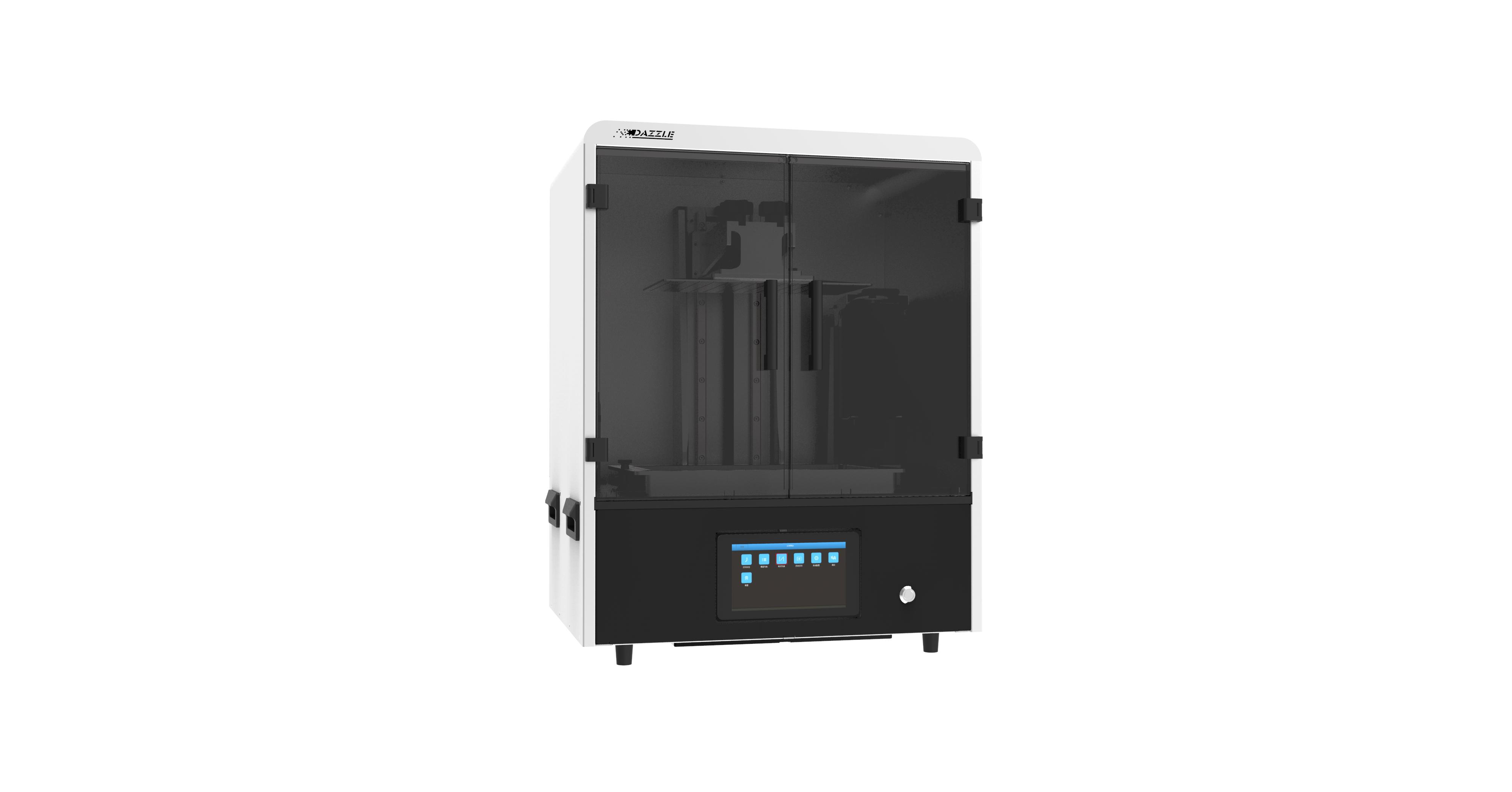 大幅面光固化3D打印机