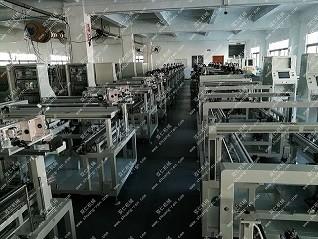 包膜机封口机电池设备PACK全自动组装线