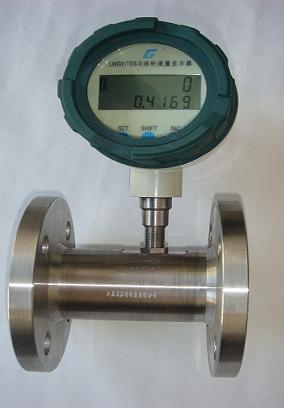 涡轮流量计工作原理,涡轮流量计选型