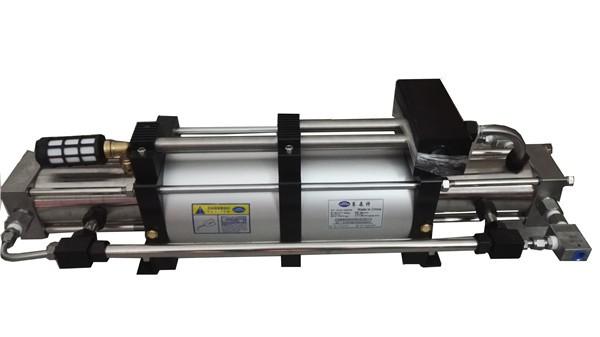 东莞赛森特 双缸气体增压机