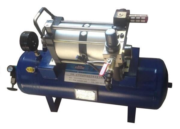 东莞赛森特 DGS-DGV02 压缩空气大流量增压系统